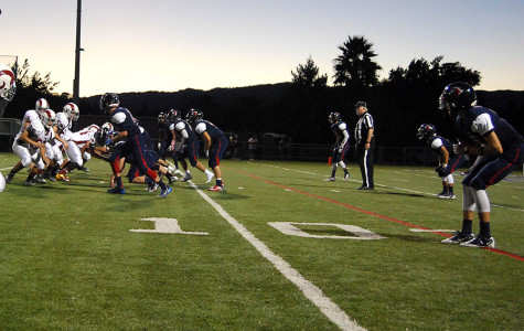 Falcon Football Hosts Conference Game