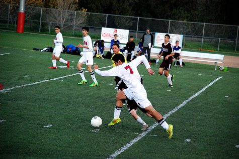 The Soccer Team Perseveres Through Pouring Rain and Frost