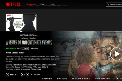 """A Fortunate Review of """"A Series of Unfortunate Events"""""""