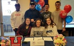 Maxie Harrington Signs to Howard