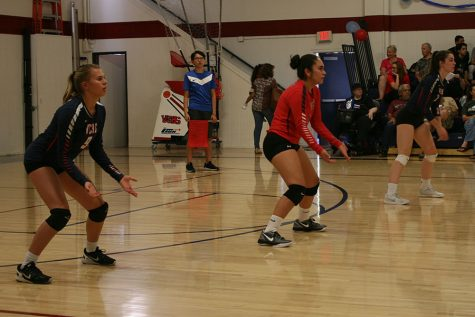 JV and Varsity Volleyball Claim League Titles