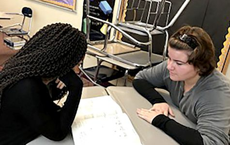 Stress and Unrest of the Standardized Tests Begins for the Juniors at VCHS