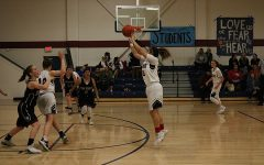Girls Varsity Basketball Soars Despite Small Numbers