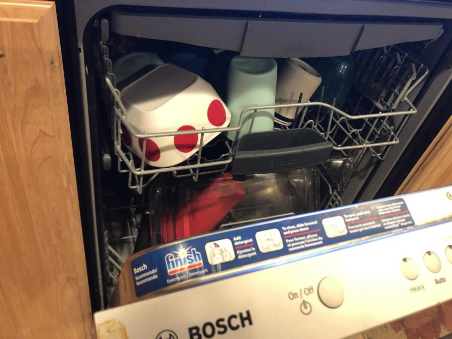 Dishwashers are a key appliance to keep clean, especially during your quarantine.
