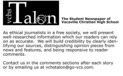 Navigation to Story: Real Journalism for VCHS