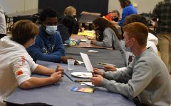 Navigation to Story: Students Get Creative in Chapel