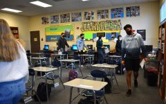 Navigation to Story: AP Lit Plays Musical Chairs