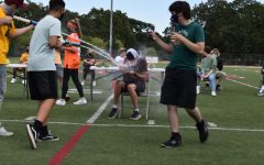 Navigation to Story: Students Get Wet at Prom Rally