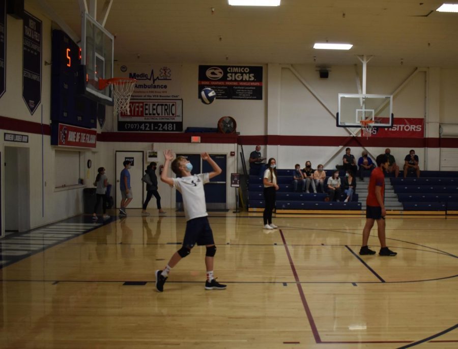 Boys Volleyball Makes the Most of Their Season
